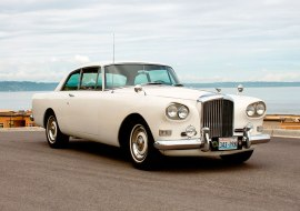 Bentley S3 Continental Coupé (1964)