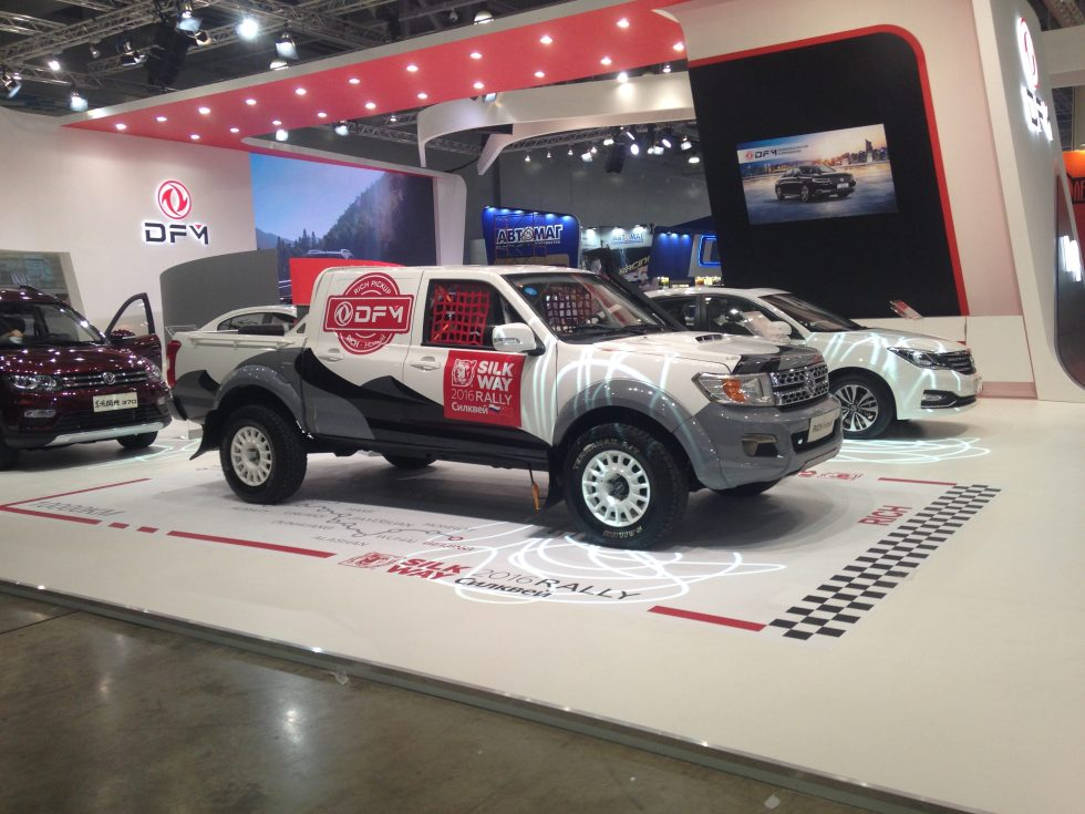 DongFeng Rich New ММАС 2016