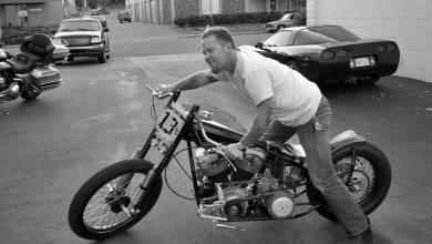 Photo of James Hetfield: Entre Metallica y la velocidad