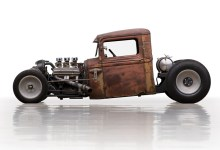 Photo of Loose Change: Un Hot Rod para admirar