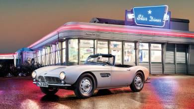 Photo of La increíble historia del BMW 507 de Elvis Presley
