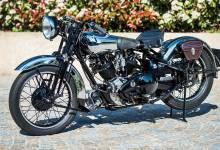 Photo of Brough Superior SS100: La moto de Lawrence de Arabia