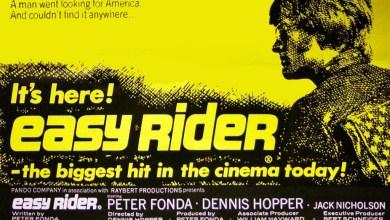 Photo of Easy Rider o como nacer para ser salvaje