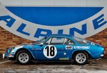Alpine A110: El primero de la clase