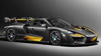 Photo of McLaren Senna Carbon Theme: Tributo a Ayrton y a la fibra de carbón