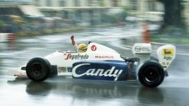 Photo of ¿Cuánto pagarías por el Toleman que manejó Ayrton Senna en el GP de Mónaco de 1984?
