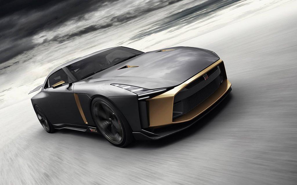 Nissan GT-R50: El mejor regalo de cumpleaños