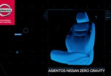 Photo of Nissan Zero Gravity Seats: Butacas estilo NASA