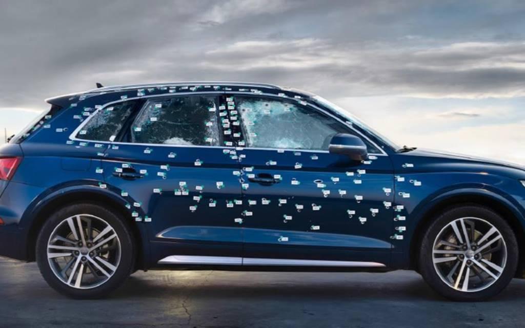 ¿Cómo es el Audi blindado que se comercializa en la Argentina?