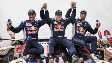 Photo of Dakar 2019: Sainz, Peterhansel y Despres correrán para MINI