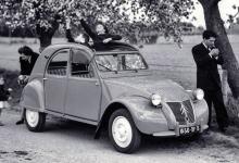 Photo of Citroën 2CV: El auto que causó risas, pero cambió la historia