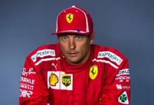 Photo of Kimi Räikkönen habló sobre su salida de la Scuderia
