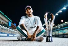 Photo of Hamilton ganó el GP de Singapur y sueña con ser Quíntuple