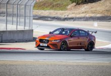 Photo of Jaguar XE SV Project 8: El sedán que vuela bajito