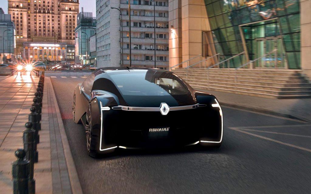 Renault EZ-Ultimo: El futuro de la movilidad compartida Premium