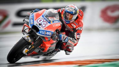 Photo of MotoGP: Andrea Dovizioso y una victoria pasada por agua