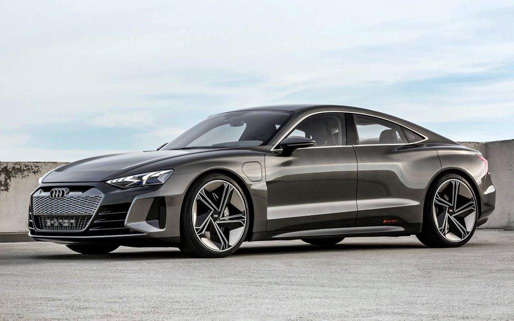 Audi e-tron GT concept: Doble tracción y mucha potencia eléctrica
