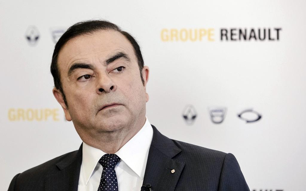 En Francia protegen a Renault del caso Carlos Ghosn