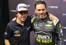 Photo of Fernando Alonso y Jimmie Johnson intercambiarán autos