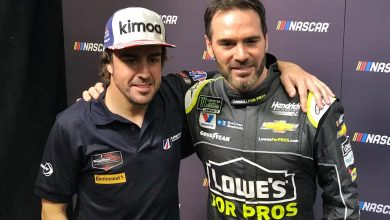 Photo of Fernando Alonso y Jimmie Johnson intercambiarán autos