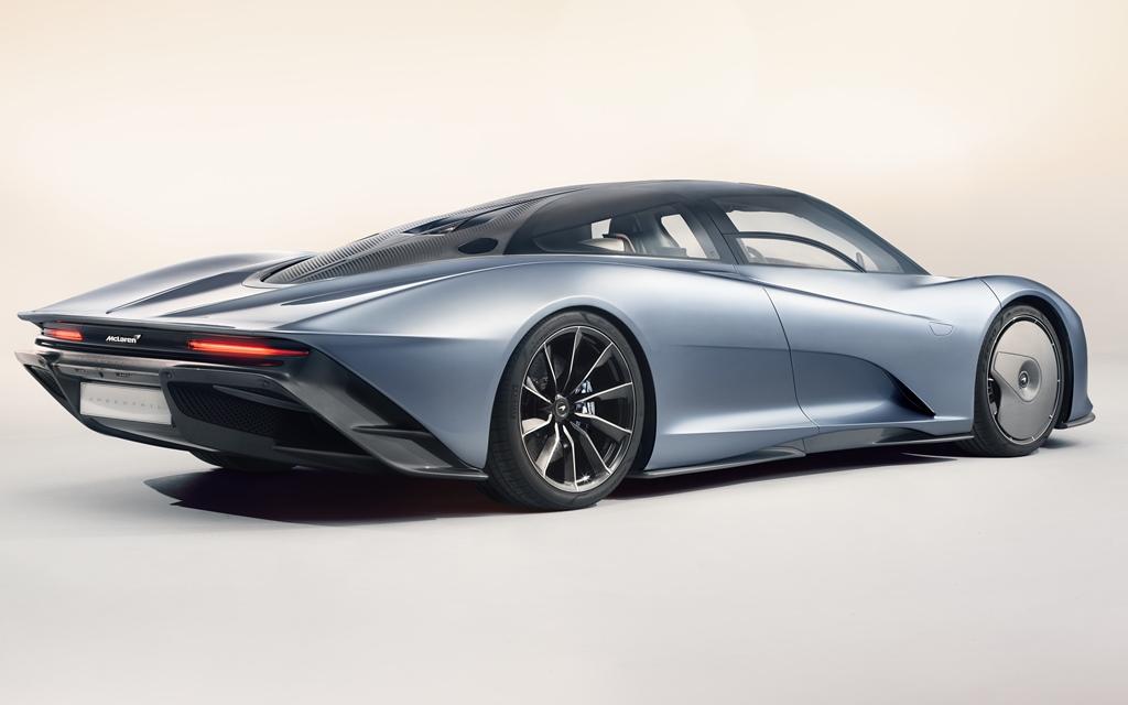 McLaren Speedtail: La velocidad tiene un nuevo aliado