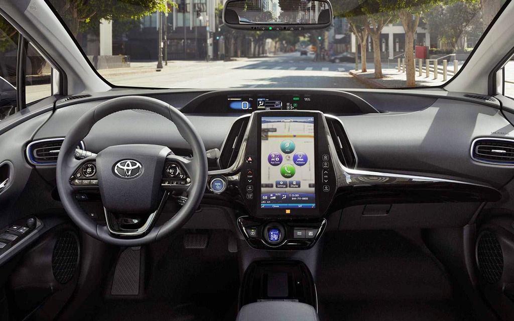 Toyota Prius: Ahora con tracción integral