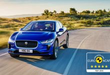 Photo of Euro NCAP: El Jaguar I-PACE eléctrico logró cinco estrellas