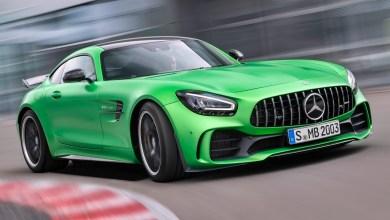 Photo of Mercedes-AMG GT y GT R PRO: Con perfil acentuado y mayor agilidad