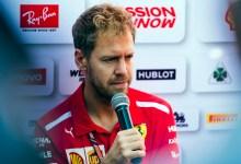 """Photo of Sebastian Vettel: """"No fuimos lo suficientemente buenos"""""""
