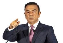"""Photo of Carlos Ghosn: """"Querían deshacerse de mí"""""""