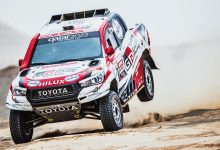 Photo of Autos: Ni Sébastien Loeb detiene a Nasser Al-Attiyah…