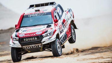 Photo of Autos: Ni Sébastien Loeb detiene a Nasser Al-Attiyah…