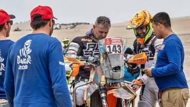 Photo of Excluyeron a Nicola Dutto, el motociclista parapléjico, por una confusa situación