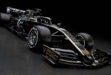 Photo of Haas VF-19: Pintalo de negro y dorado…