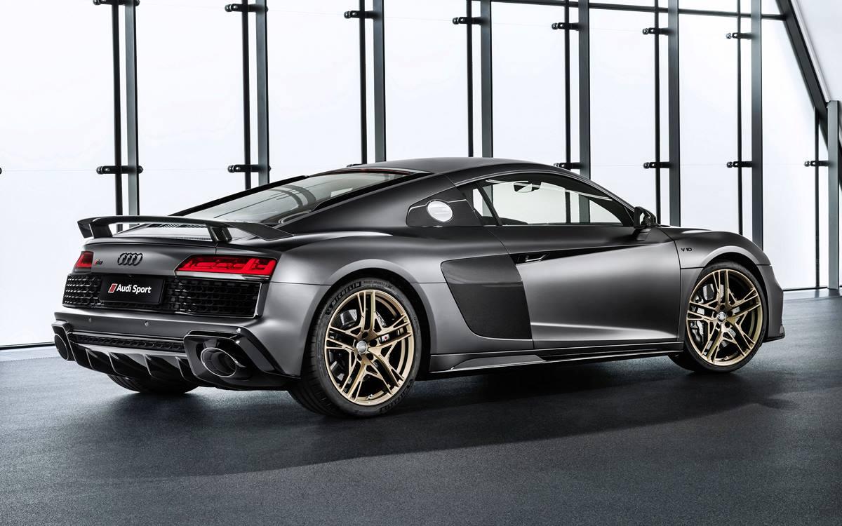 Audi R8 V10 Decennium: El mejor homenaje