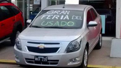 Photo of La venta de vehículos usados sigue en baja