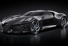 Photo of 10 cosas que tenés que saber del Bugatti La Voiture Noire, el auto más caro de la historia