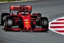 Photo of Sebastian Vettel le puso nombre a su Ferrari SF90