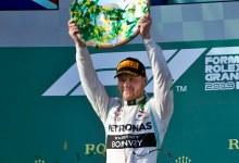 Photo of Valtteri Bottas dio cátedra en el GP de Australia