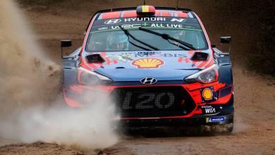 Photo of Thierry Neuville cerca de la victoria en el Rally de Argentina