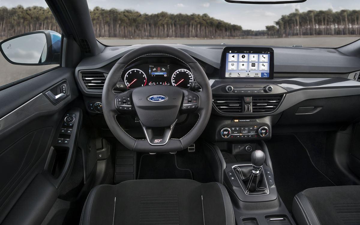 Ford Focus ST Sportbreak: Un deportivo para disfrutar en familia
