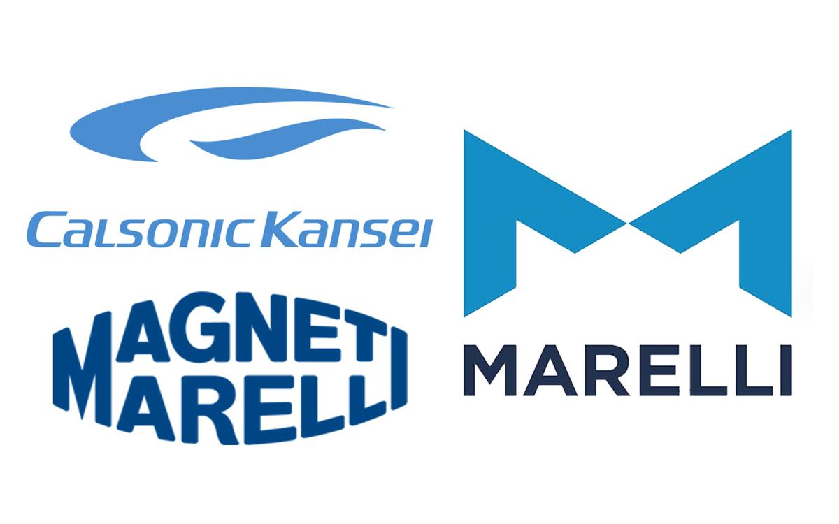 Calsonic Kansei y Magneti Marelli se unen bajo la marca Marelli