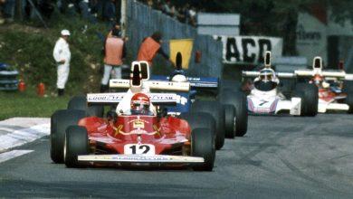 Photo of Niki Lauda: Una campaña llena de estrellas