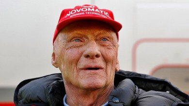 Photo of Murió Niki Lauda, tricampeón mundial de Fórmula 1
