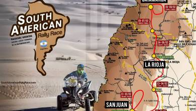 ¡En tu cara Dakar! Se viene el South American Rally Race