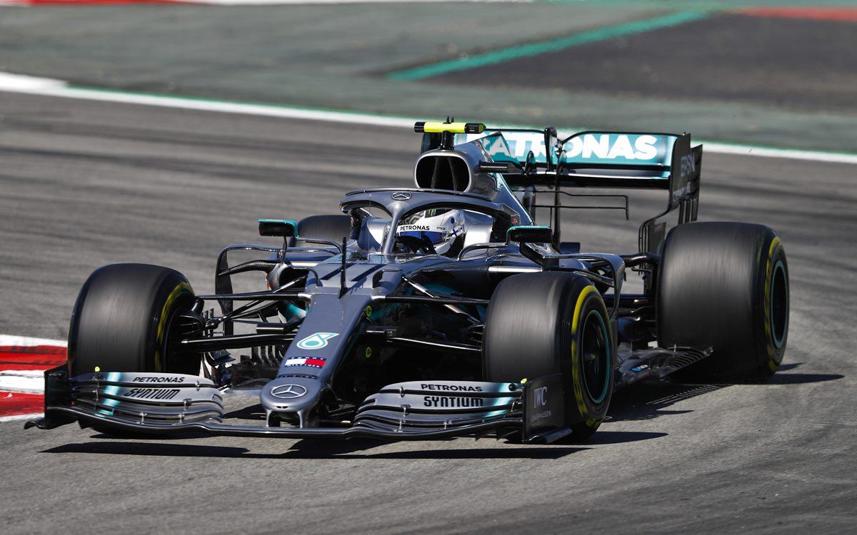 GP de España: Lewis Hamilton puso las cosas en su lugar