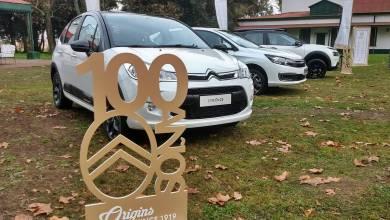 Citroën Origins: Tres modelos especiales para celebrar los 100 años de la marca