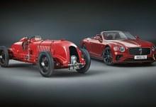 Photo of Bentley Continental GT Convertible Number 1 Edition by Mulliner: El mejor homenaje