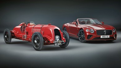 Photo of Bentley Continental GT Convertible Number 1 Edition by Mulliner: El mejor homenaje