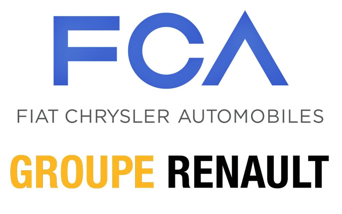 Nuevo intento de fusión entre FCA y Renault